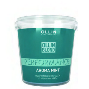 ollin-blond-powder-performance-mint